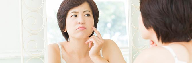 「肌荒れでもう悩まない!肌荒れを治す3つの方法とは?」サムネイル画像