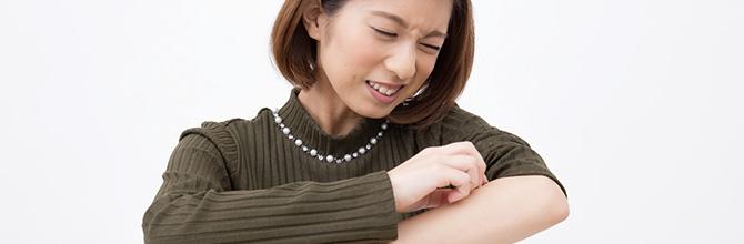 「アトピー性皮膚炎にもプラセンタは効果がある?その効力について」サムネイル画像