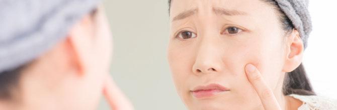 「混合肌・乾燥肌改善のためにやっておきたい洗顔と保湿のこと」サムネイル画像