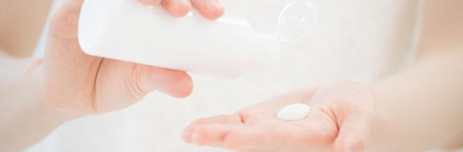 「乳液の種類と正しい乳液の塗り方について」サムネイル画像
