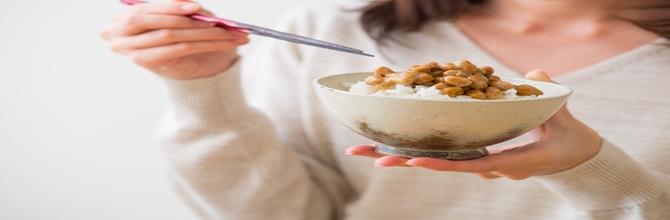 「納豆の持つ美容効果とは?肌にも効果的な納豆の秘密」サムネイル画像