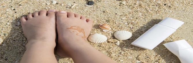 「日焼け止めって必要?正しい日焼けケアで肌を守ろう」サムネイル画像
